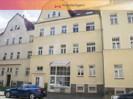 Vermietetes Single-Apartment mit Balkon