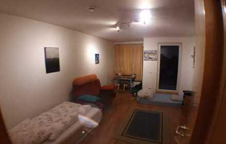 Toll geschnittene 3-Zimmer-Wohnung mit Terasse