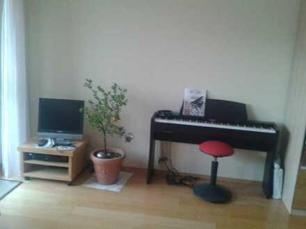 Helle 1-Zimmer-Wohnung mit Südbalkon Osnabrück
