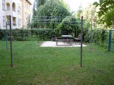 www.r-o.de +++ Mit Gartennutzung - Schöne 2-Zimmerwohnung im mit Tageslichtbad