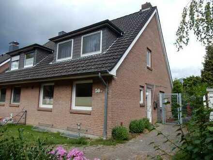 Gepflegtes Einfamilien-Doppelhaus in Bremen-Habenhausen