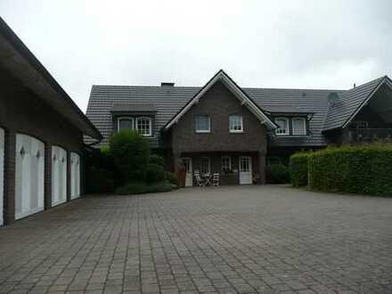 Haus im Haus im Außenbereich zwischen Mettingen und Westerkappeln