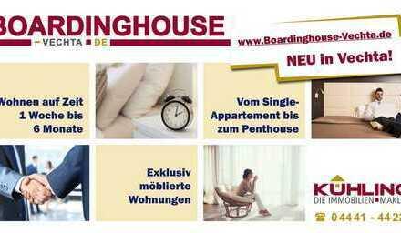 BoardingHouse * Appartement möbliert * RETRO DESIGN
