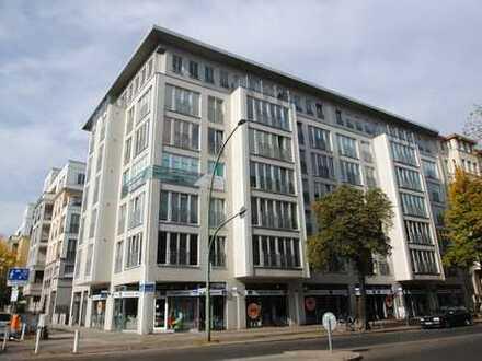 Modern eingerichtete vollmöblierte City-Wohnung maisonette - aufwendig Saniert