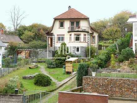 Villa im historistischen Stil, top Lage, naturnah