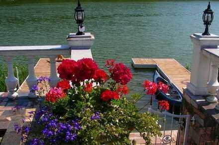 Luxeriös und günstig wohnen, direkt am See in Polen, Nahe der Grenze zu Frankfurt/Oder