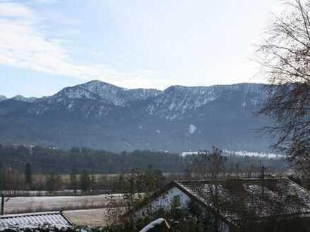 Murnau - Baugrund in idyllischer Lage mit tollem Blick