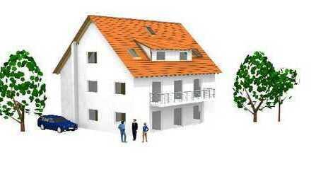 Wohnung 1. OG mit großem Balkon zu vermieten