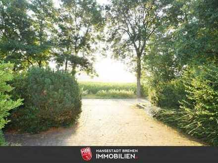 RESERVIERT / Oberneuland / Wertbeständiges und ansprechendes Anwesen in einmaliger Lage