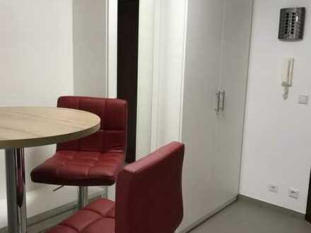 Sanierte 1-Zimmer-Wohnung in Korb für Singels oder Pendler