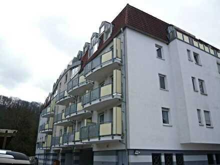 2 - Raumwohnung mit Balkon und Carport in Kreischa