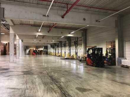 """BAUMÜLLER & CO."" - Logistik-Neubau - 20.000 m² - 12,00 m UKB - WGK möglich"