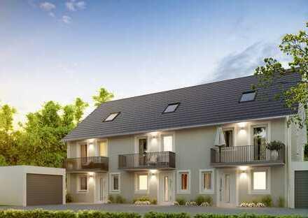 Reihenmittelhaus in ruhiger Lage * Grundrisse + Ausstattung frei wählbar!