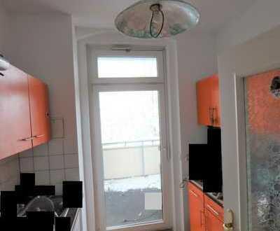 Schöne vermietete 2-Zimmer-ETW im 2. OG mit Balkon in Plauen (Haselbrunn)
