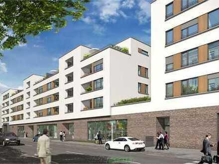 Quartier Westside-Rödelheim,2-Z- Neubau-Wohnung, hochwertig, hell, anspruchsvoll