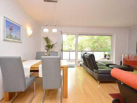 Großzügige Wohnung mit schönem Balkon in gesuchter Lage von Hamburg Niendorf...