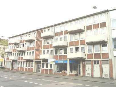 1-Zimmer-Wohnung mit Balkon im Zentrum