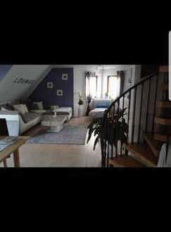 Helle geräumige Maisonette Wohnung