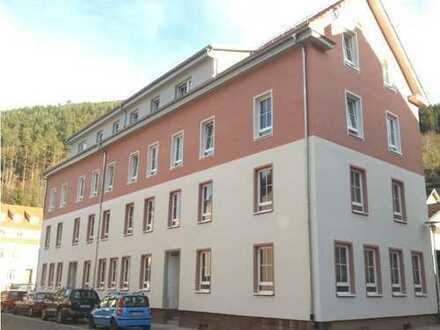 ERDGESCHOSS: Kernsanierte Wohnung mit Carport und Terrasse