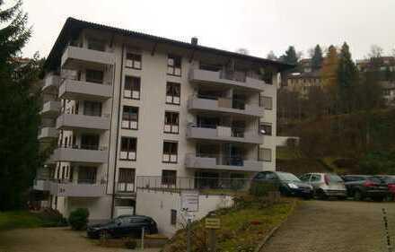 Kernsanierte 2-Zimmer Wohnung in Triberg