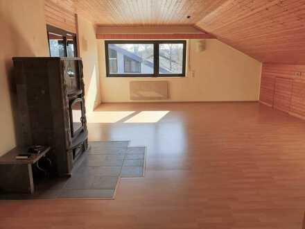 Gemütliche Wohnung mit Garage