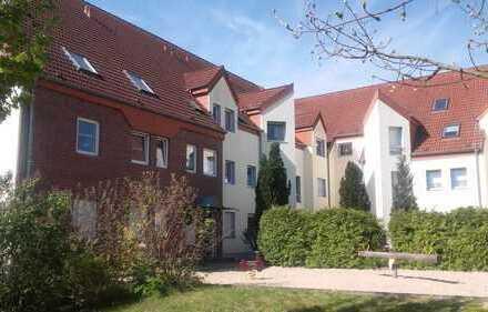 Kleine 2-Zimmer-EG-Wohnung im Wohnpark
