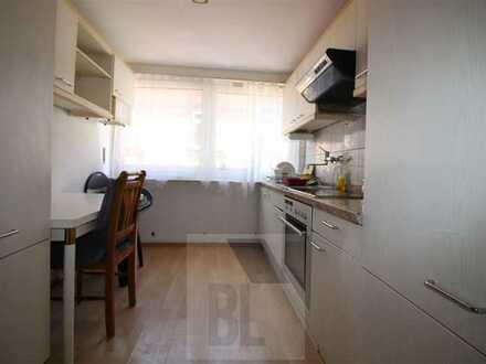 Gepflegte vermietete zwei Zimmerwohnung zu kaufen