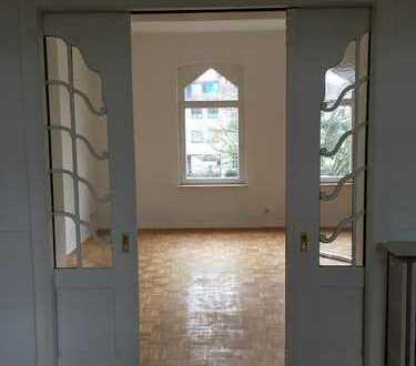 Neu renovierte Wohnung im Zentrum von Hameln mit Parkett