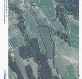 Landwirtschaftlicher Grund südlich von Lechbruck