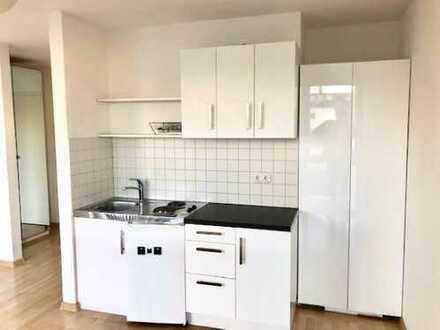 Gelegenheit ! modernes Apartment mit Küche im Studentenwohnpark L 14,2 Mannheim zu vermieten