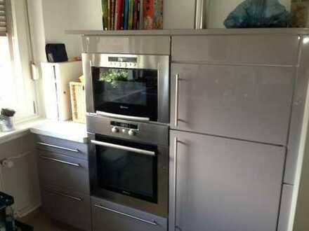helle renovierte 3 ZKB Wohnung Isernhagen mit Luxus EBK und Terrasse