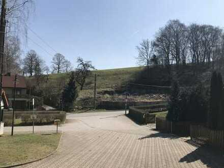 Schönes Eckgrundstück in Lemnitz