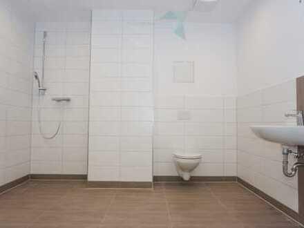 TOP-Sanierte 1-Raum-Wohnung mit Aufzug und bodentiefer Dusche!