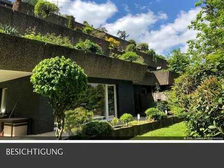 Traumhafte Terrassenwohnung mit Fernblick auf 151 qm mit Garage!