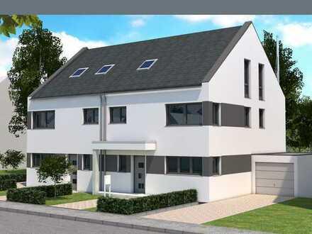 Bonn-Friesdorf - Neubau - Doppelhaushälfte mit Keller mit ALLEN Kosten