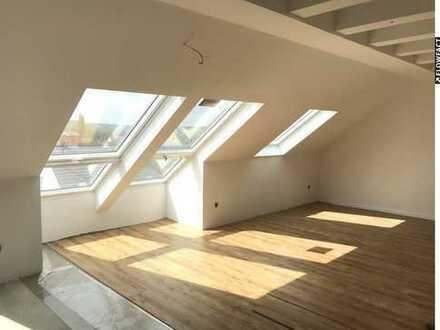 Außergewöhnliche 2-Zimmer-Dachgeschosswohnung in Fürth-Mannhof