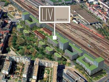 LIV. - Attraktive 2 Zimmer-ETW in ausgesuchter Lage von Mannheim-Lindenhof