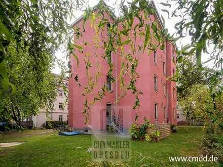 Vollvermietetes MFH in Dresden-Cotta, ruhige Lage! www.cmdd.de