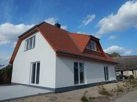 Neu errichtetes Einfamilienhaus auf Usedom - unweit zum Ostseestrand