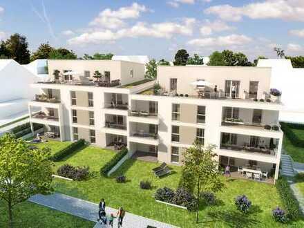 Palatina Quartier Grünstadt - Alterswohnsitz auf einer Ebene