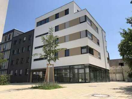 Erdgeschoss: Laden, Büro, Praxis - Erstbezug! Individuell gestaltbar nach Ihren Anforderungen
