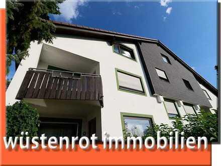 Sonnige, 107 m² große 4 Zimmer Wohnung in der City