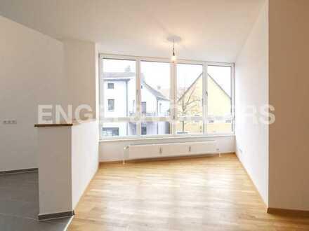 Neu renovierte Wohnung im Zentrum Burglengenfelds