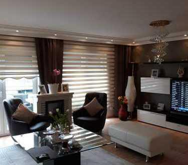 Schöne, geräumige vier Zimmer Maisonette Wohnung inkl.Garage in Hanau