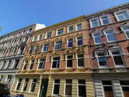 Altbaucharme im Herzen von St.Pauli: Denkmalgeschützter Wohntraum in ruhiger Lage