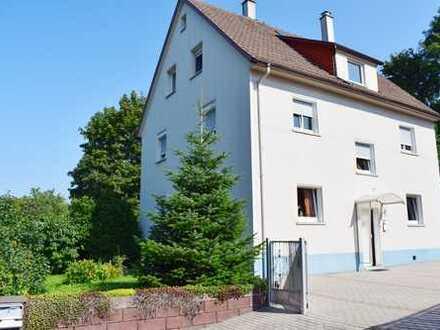 Freistehendes MFH mit Garten in beliebter Wohnlage + zusätzliches Baufenster