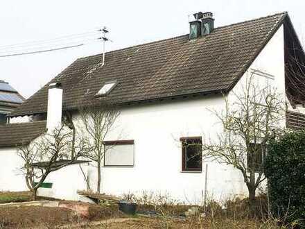 Frei stehendes Einfamilienhaus in zentraler Lage von Freiberg am Neckar