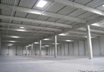 Neubau einer Logistikimmobilie im GVZ Bremen