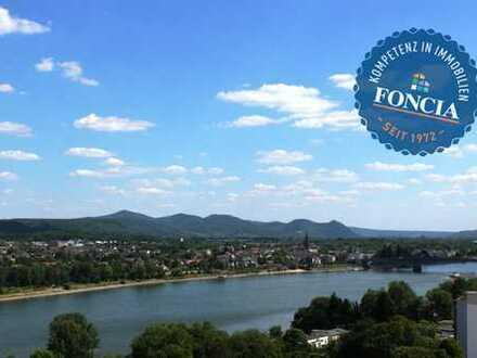 Traumhafte Panorama-Lage über Bonn mit Blick bis zum Siebengebirge!