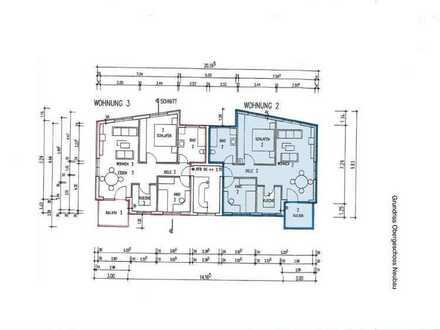 3 Zimmer OG Wohnung mit Garage